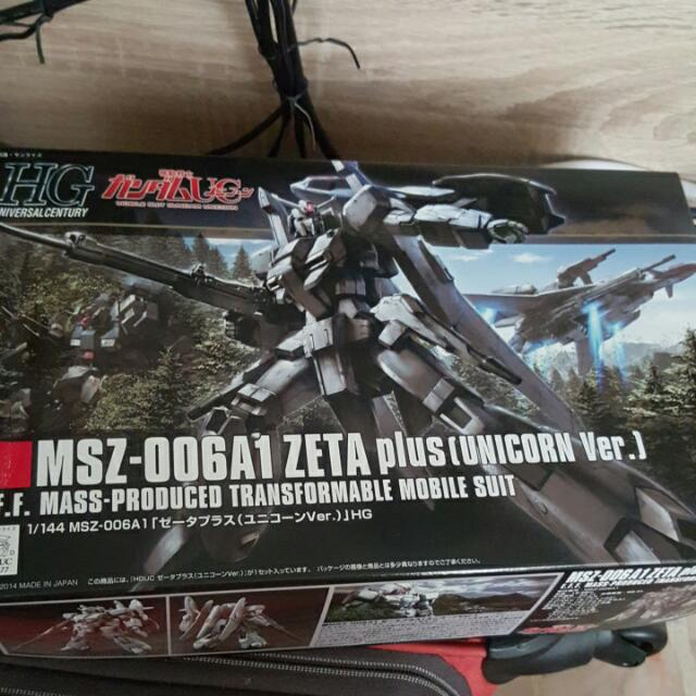 HGUC Zeta Plus