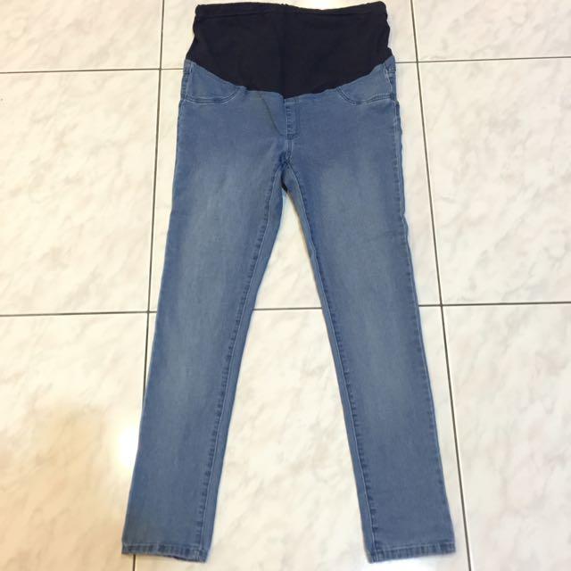 Lativ 孕婦牛仔褲