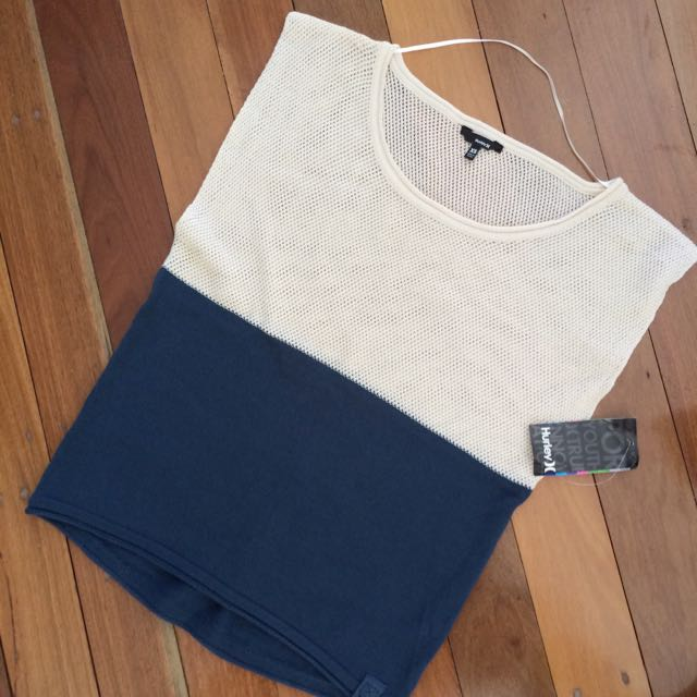 NEW Hurley Knit Top