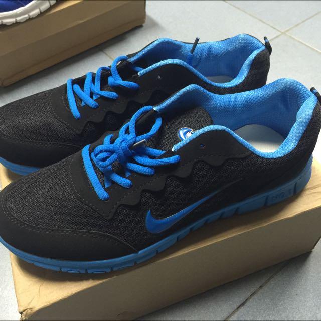 Nike 慢跑鞋系列 赤足 Size:27cm