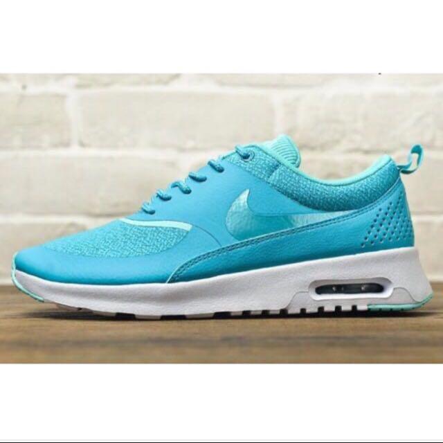 Nike air max Thea 蒂芬妮綠 湖水綠 24.5cm