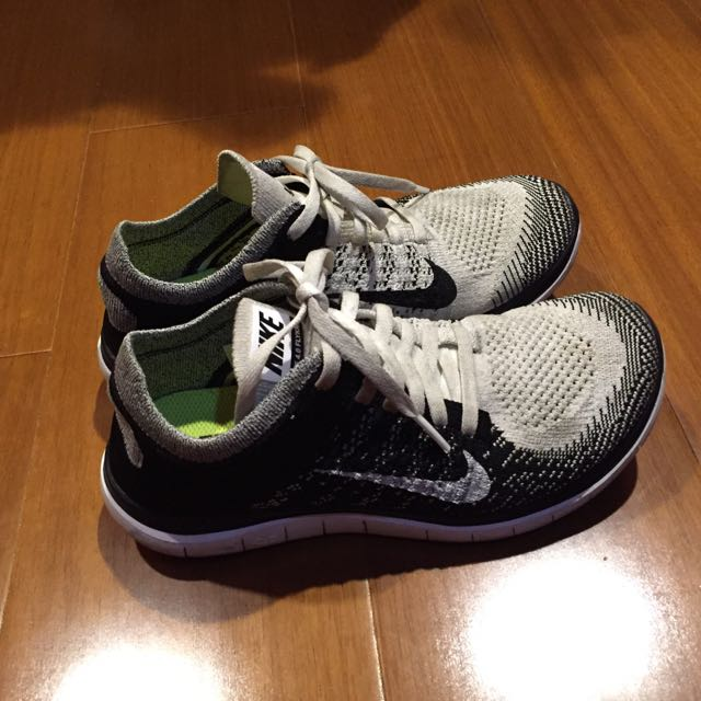 Nike Free Flyknit 4.0 二手