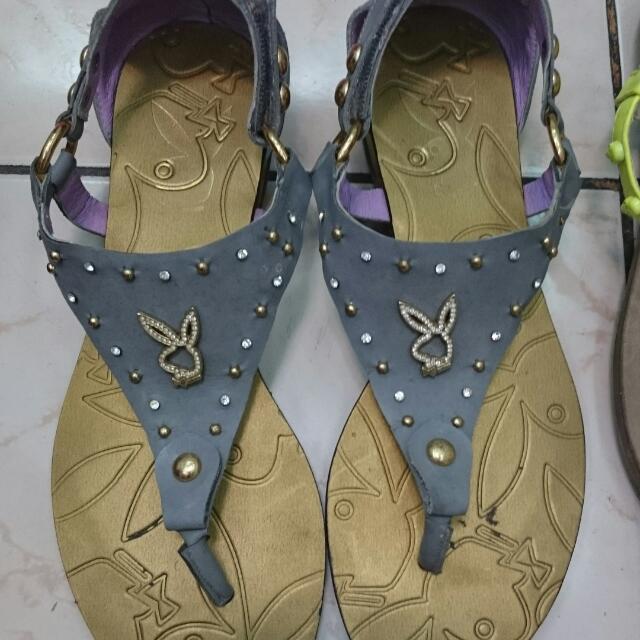 Playboy涼鞋