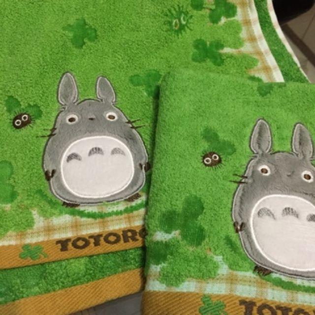 宮崎駿TOTORO 龍貓  毛巾