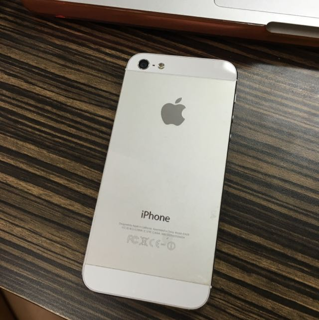 Used iPhone 5 16GB