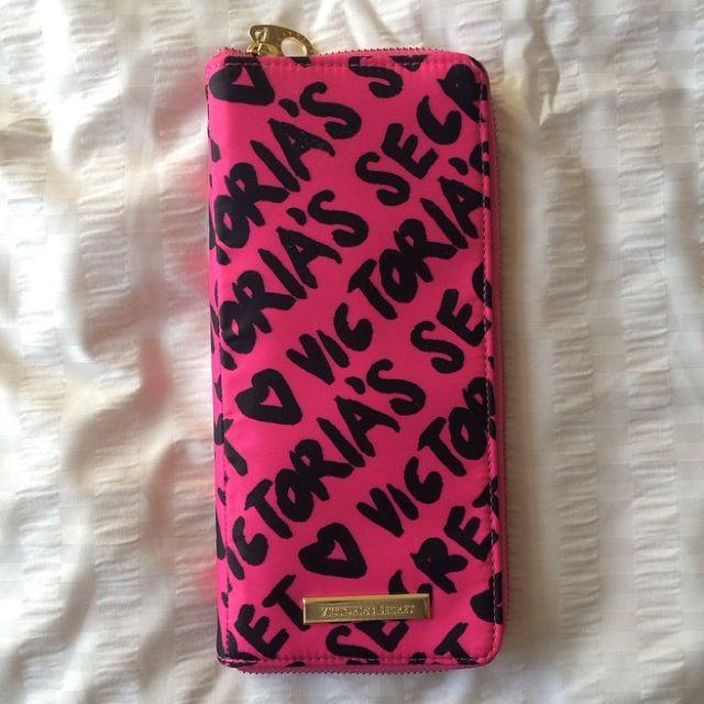 Victorias Secret Travel Wallet