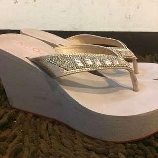 蜜月鞋、婚鞋、拍照鞋