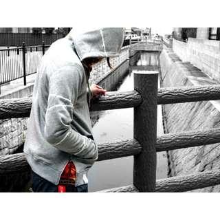 台拍唯一 WHIZ LIMITED WIRE PARKA 有刺鐵線 荊棘 灰色 連帽 外套