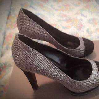( Reserved ) Charles And Keith High Heels Shoe