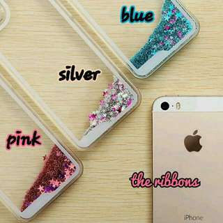 *FREE MAIL* In Stock Iphone Glitter Casings