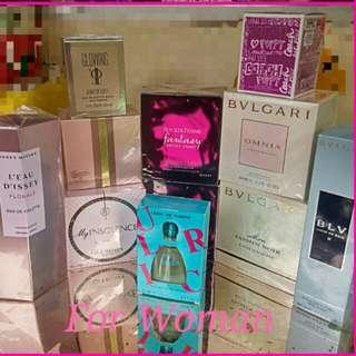 💯Authentic Ladies Fragrances™