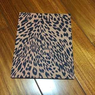 📓豹紋 硬殼 筆記本
