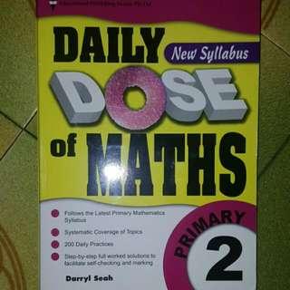Maths Daily Dose P2