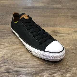 Converse帆布鞋黑標