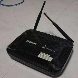 Starhub Dlink DVG-5402SP Router