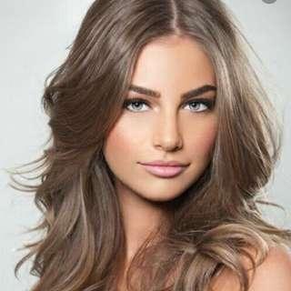 Giving Away Free Hair Treatment