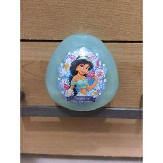 迪士尼茉莉公主鏡盒扭蛋