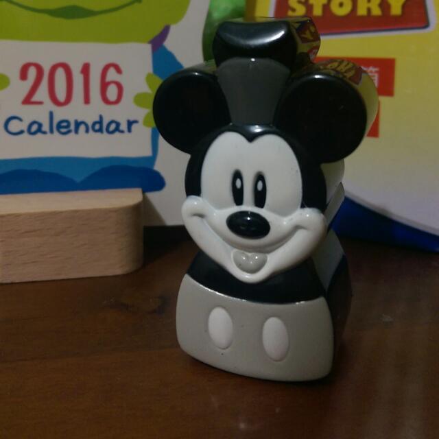 迪士尼復古扭蛋 米奇 米老鼠