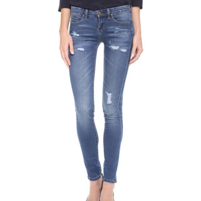 美國品牌Blank Denim 牛仔褲 25