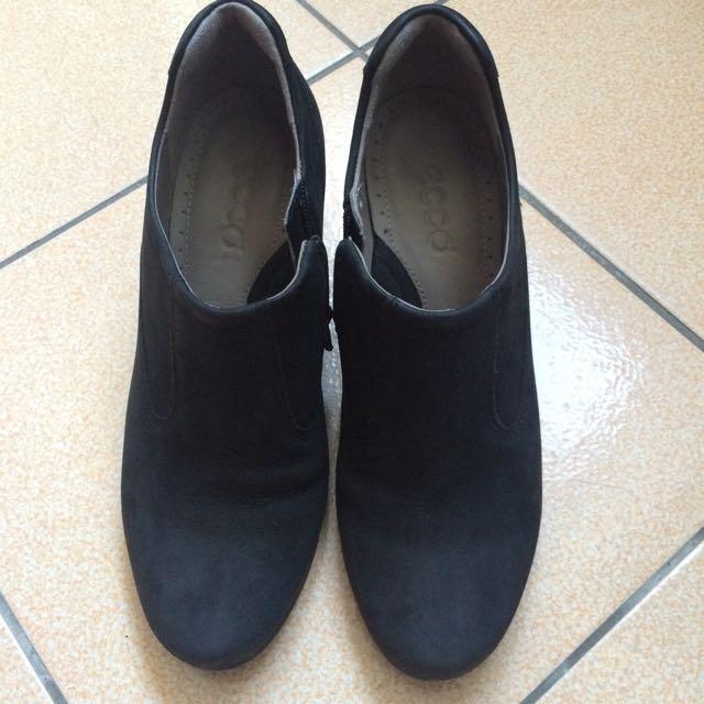ecco裸靴