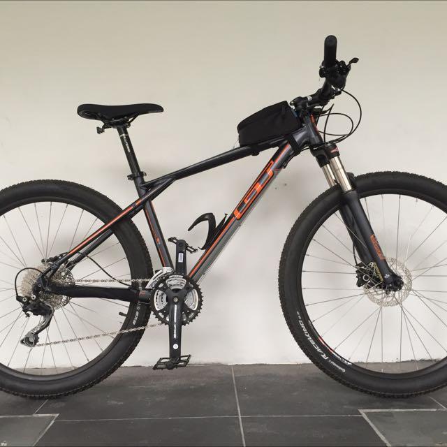 GT Avalanche Elite 2015 Black M 27.5\