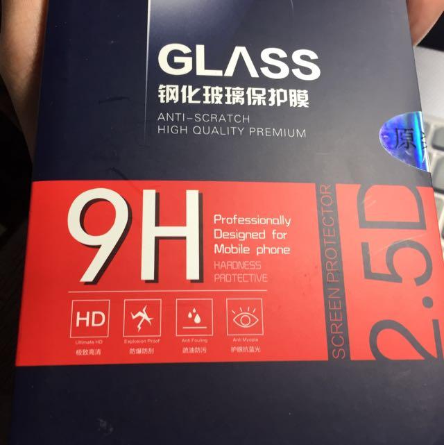 I6全屏 鋼化玻璃保護膜 9h