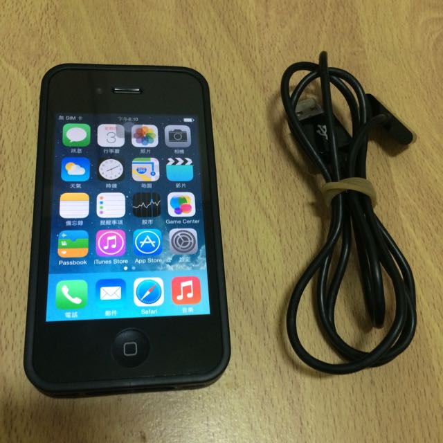 降價!Iphone4 16g近全新(待匯款)