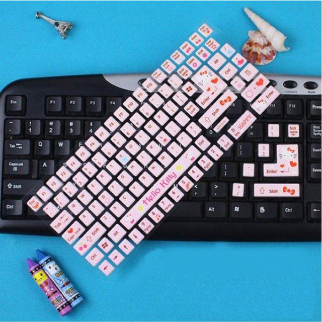 鍵盤貼kitty(含運)
