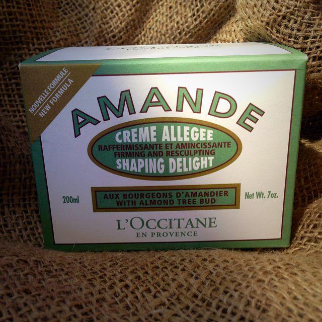 Loccitane Almond Firming Moisturiser 200ml