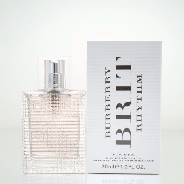 New Burberry Brit Rhythm Perfume For Her, Perfect Christmas Gift