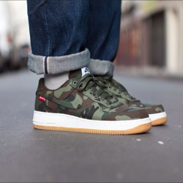 new concept cc024 015d3 ... germany nike air force 1 low x supreme camopo 656cd 2479b