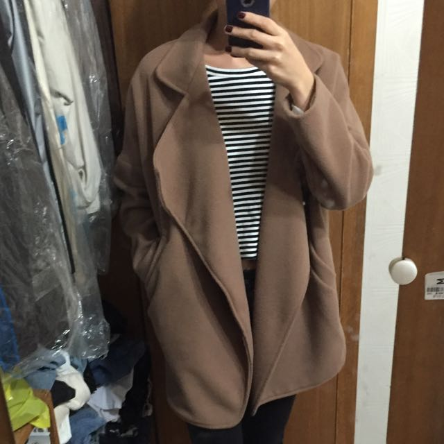 Oversize 大衣