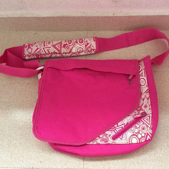 Pink Smiggle Sling Bag