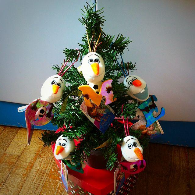 Olaf Christmas Trees.Santa S Sale Olaf Plush Christmas Tree Frozen Disney Sega Prize Collection Olaf Snowman Elsa Anna Plush Soft Toy Bag Accessories Hand