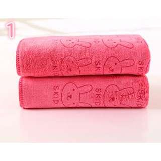 超吸水超細纖維毛巾