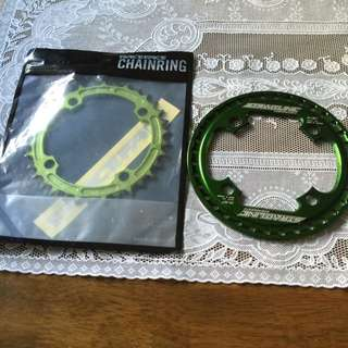Race face NW Chainring Size 34t (sold)