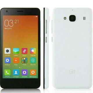 Xiaomi Redmi 2 white 8GB 1week Used from Brand New