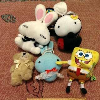 可愛娃娃們