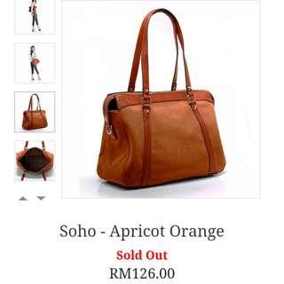 Soho - Apricot Orange