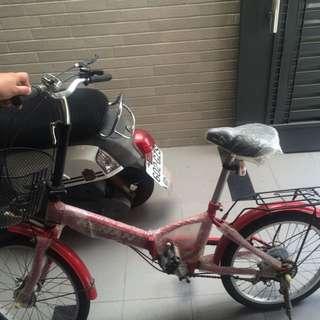 小摺腳踏車
