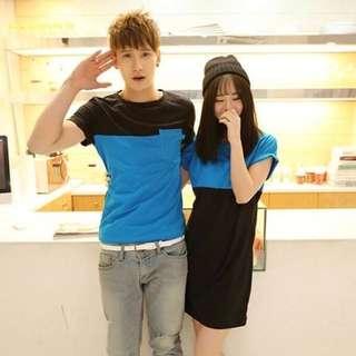 Couple Shirt And Dress