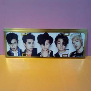 Long Customise Kpop Door Sign /Wall Decoration Plate