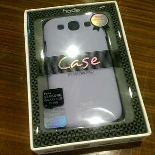 S3紫色手機殼