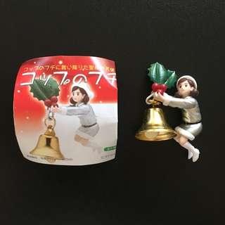 杯緣子 聖誕佳節版 手持鈴鐺 隱藏版