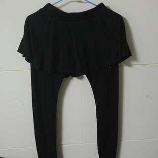 假兩件褲裙