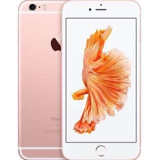 iPhone 6S Plus (128GB) Rose Gold