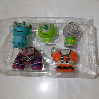Monster University Collectibles