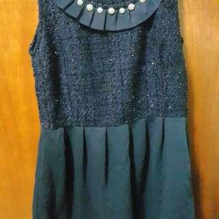 9.9成新超氣質洋裝