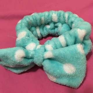 毛巾髮圈頭套(含運)