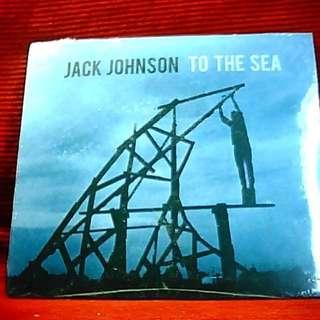 精選CD Jack Johnson - To The Sea 美國版 全新環保裝 13首